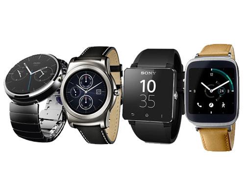 montres connect es android les meilleurs mod les de. Black Bedroom Furniture Sets. Home Design Ideas