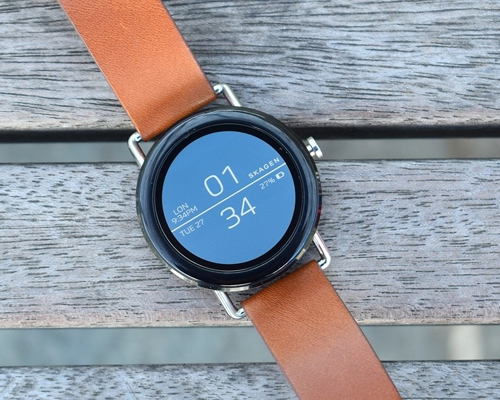 Skagen Falster : la Smart Watch venue du Nord