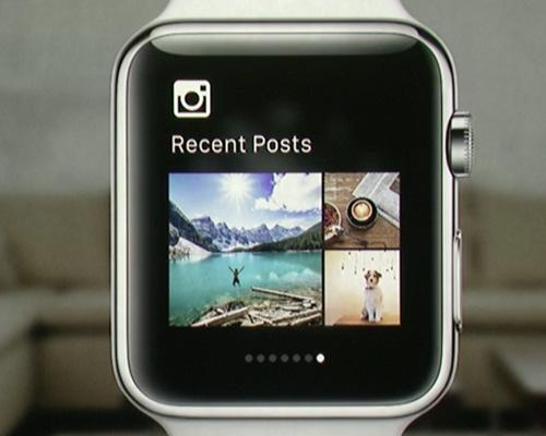 Instagram relance enfin son application pour Apple Watch