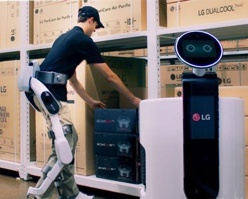 La LG CLOi SuitBot : l'Homme augmenté, une réalité ?