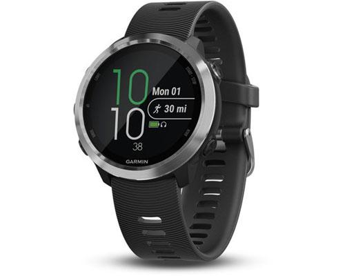 Les montres Garmin, leader de la montre GPS